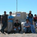 In October 2003, Argentinean technicians finished the installation of the 100th surface detector, making the Pierre Auger Observatory the largest cosmic-ray experiment in the world.