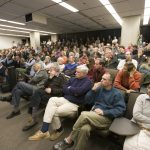 Dugan O'Neil presented the results to a group of Fermilab physicists Friday.