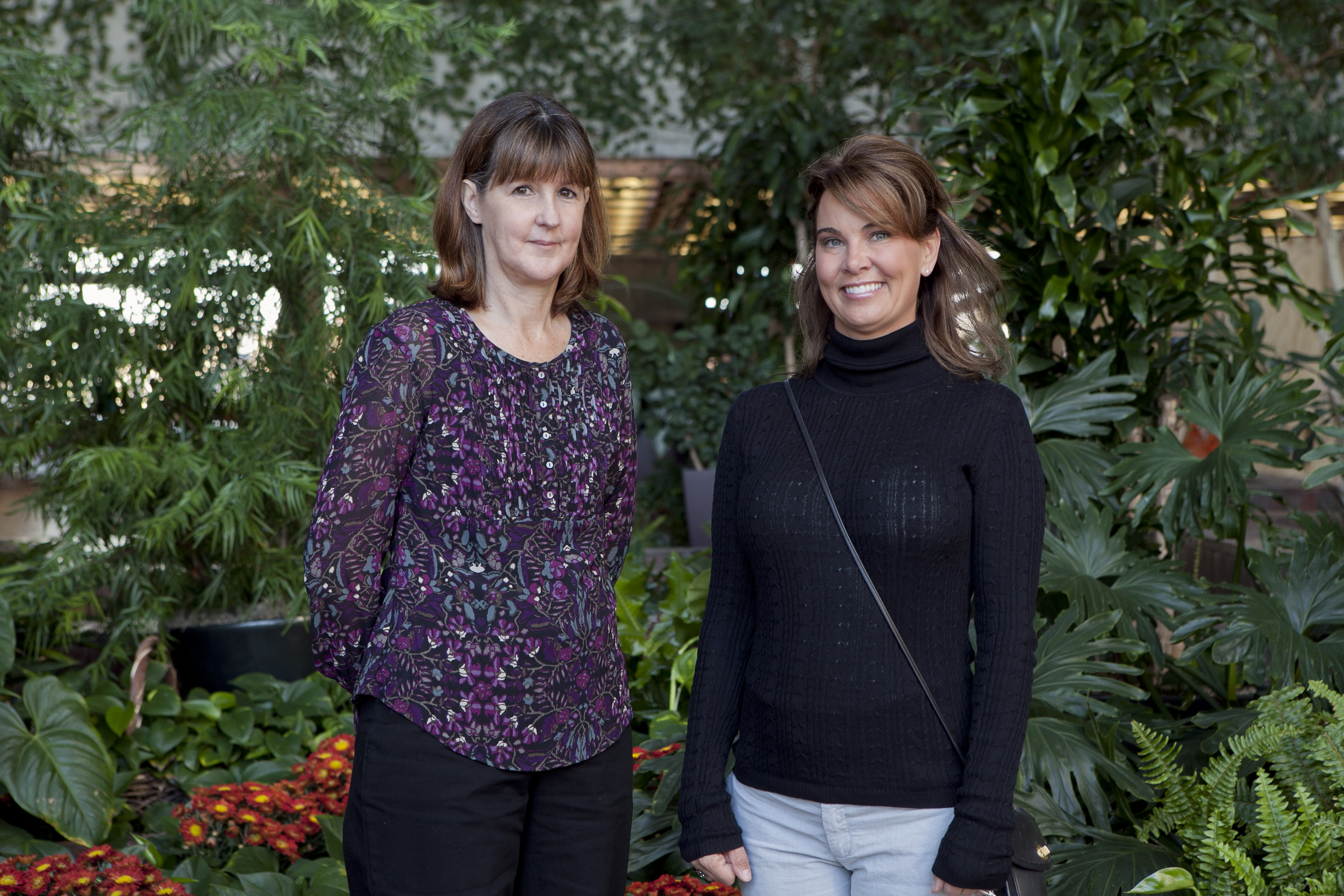 From left: Barbara Hehner, WDRS and Deanne Slapa, WDRS. Photo: Cindy Arnold
