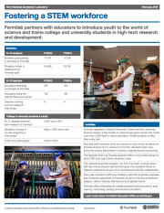 Fostering STEM Workforce