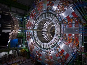 The CMS detector on the Large Hadron Collider at CERN. Photo: CERN