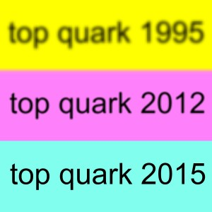 Since its discovery in 1995, our understanding of the top quark has improved, mostly due to improvements in accelerator and detector technology. Today's article describes an early analysis using the LHC data taken in 2015. The fact that it is about top quark production is a testament to changes in technology, as well as superb effort by the scientists involved.