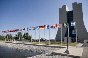 Fermilab currently hosts scientific users from 44 countries. Photo: Reidar Hahn