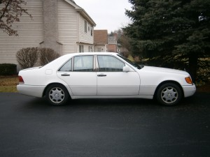94 Mercedes S350 Turbodiesel $3000 or best offer