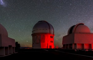 Cerro Tololo Inter-American Observatory in Chile, the home of the Dark Energy Camera. Photo: Fermilab