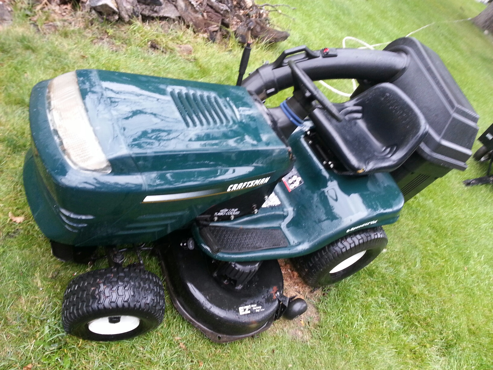 Craftsman 42 Riding Lawn Tractor With Bagging System News