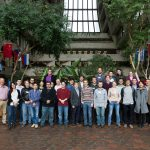 Participants of the Electroweak and Compressed SUSY Event at the LHC Physics Center. Photo courtesy of Boaz Klima