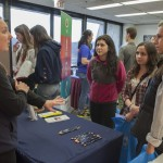 High school students get real-world advice at Fermilab's annual STEM Career Expo.