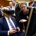 Secretary Moniz takes a virtual tour