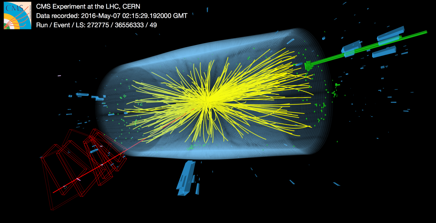 Large Hadron Collider Sample Essay