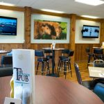 Visit the Frontier Pub at the Users Center. Photo: Reidar Hahn