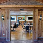 The entrance to The Frontier Pub is warm and friendly. Photo: Reidar Hahn