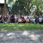 Mechanical Support and Target Systems 2016 picnic
