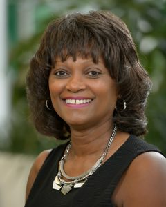 Maria Curry-Nkansah, chief operations officer at Argonne National Laboratory.