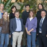 Fermilab Scientist Advisory Council 2016-17 members, front row, from left: Laura Fields (co-chair), Sergo Jinariani, Michelle Stancari, Nigel Lockyer (Fermilab Director). Back row, from left: Erica Snider, Julie Whitmore (past chair), Harry Cheung (co-chair), Mau Lopez. Not pictured: John Campbell, Mary Convery, Patrick Fox, Debbie Harris, Dan Hooper, Sam Posen, Kiyomi Seiyaa, Marcelle Soares-Santos, Sasha Valishev. Photo: Reidar Hahn.
