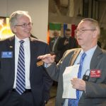 "Fermilab 50th anniversary VIP reception and lecture ""Fermilab's Greatest Hits"""