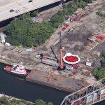 Fermilab welcomes Muon g-2 electromagnet ring