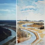 Jing Zhang - Main Ring pond - comparison
