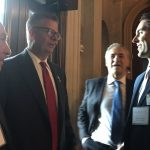 Fermilab and Argonne boards meet in Washington