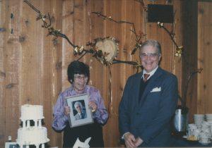 Robert Wilson at his 80th birthday party