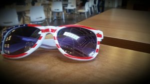pair of sunglasses, object
