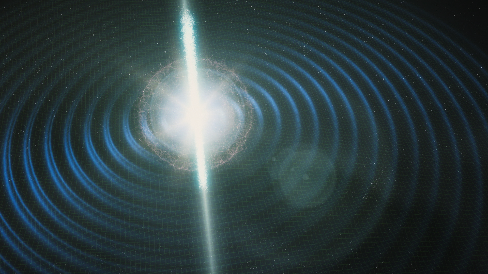 Neutron Star Collision With Earth 75 Years Scientists spot...