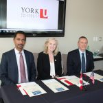 York University and Fermilab