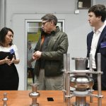 U.S. Secretary of Energy Rick Perry visits Fermilab