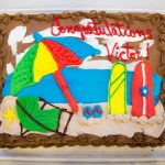 Victor Yarba retirement reception