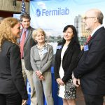Canada Governor General Julie Payette visits Fermilab