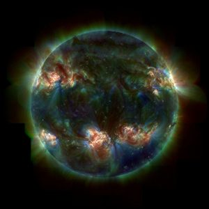 What fuels the sun? Image: NASA