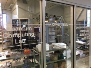 The Quantum Computing Lab is also part of the new TD. Photo: Anna Grassellino
