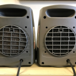 Be sure to include filter changes as part of space heater maintenance. Photo: David Sabatino