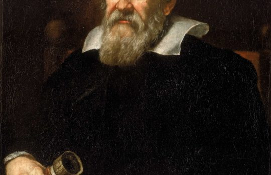Galileo Galilei (1564-1642) demonstrated that, contrary to common understanding, heavy objects do not fall faster than light objects. They fall at the same rate. Galilei's work marked the dawn of the scientific age.
