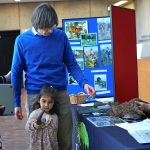 The day of the Earth Day Fair was also DASTOW, bring your child to work day. How fun! Photo: Leticia Shaddix