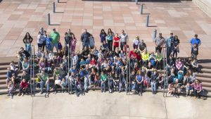 Fermilab employees, users and their kids showed up for DASTOW on April 25. Relive the memories. Photo: Reidar Hahn