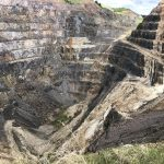 LBNF excavation - summer 2019