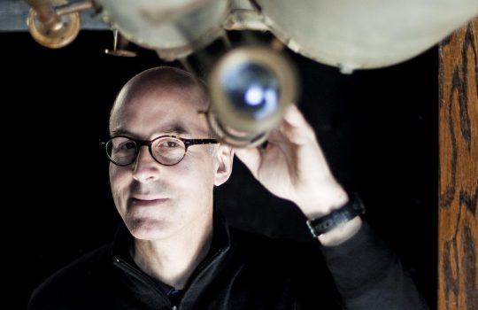 Josh Frieman. Photo: Drew Reynolds/Courtesy University of Chicago Magazine
