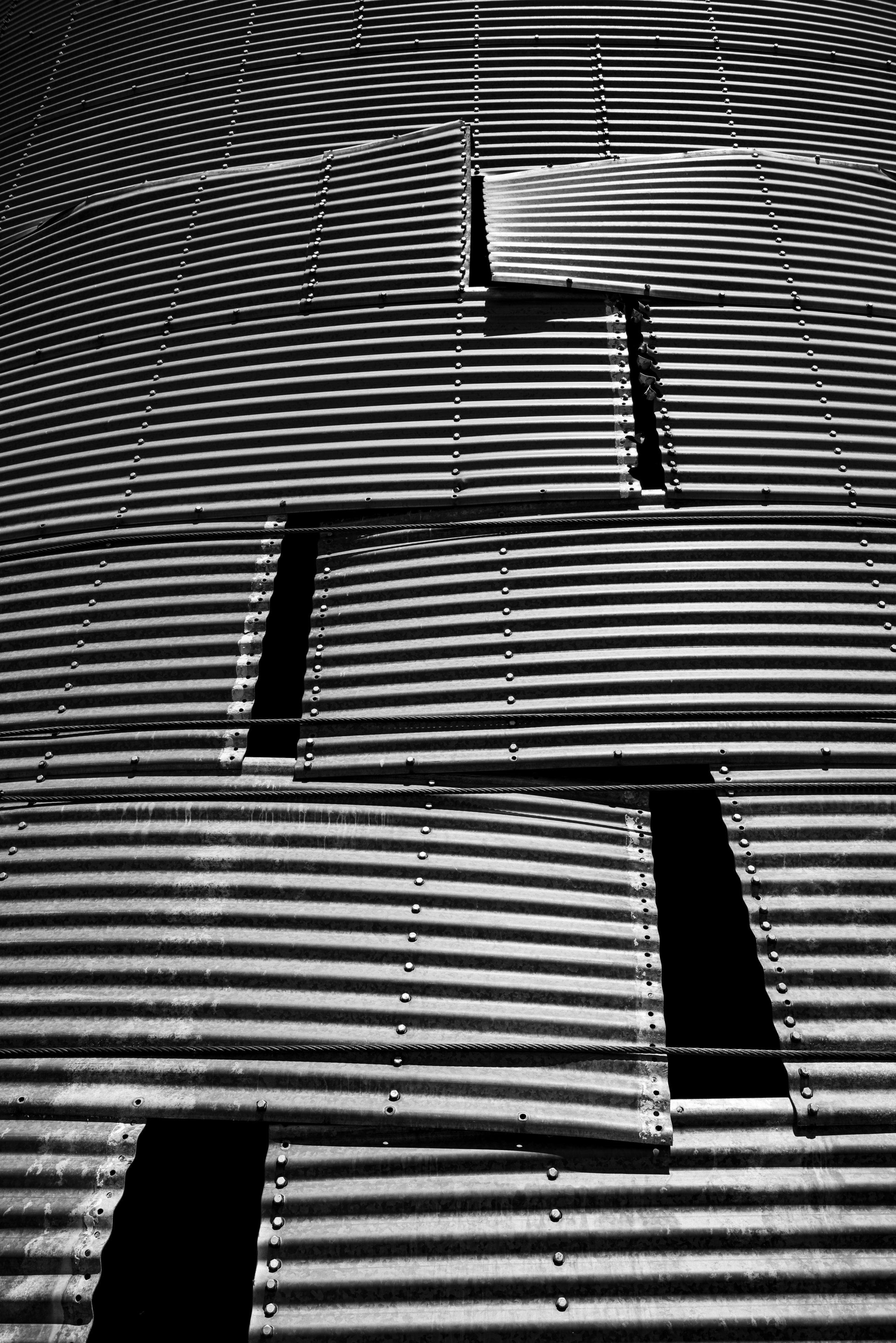 Reidar Hahn - art gallery - silo