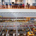 SEAB members visit Fermilab