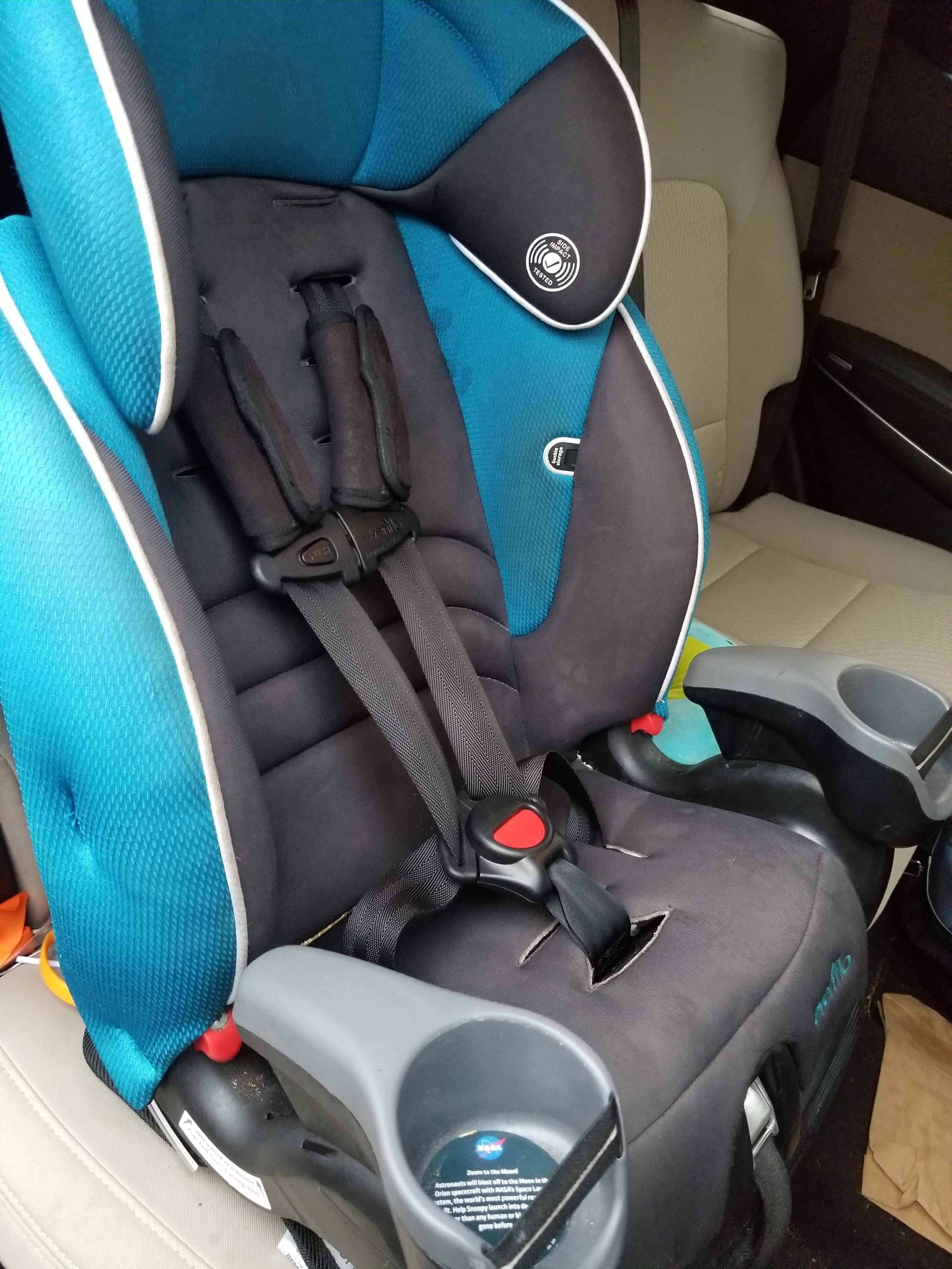Astounding Free Toddler Car Seat W 5 Point Harness News Ocoug Best Dining Table And Chair Ideas Images Ocougorg