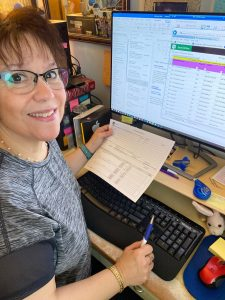 """""""Hmmm, day eight work from home. I think I like it!"""" Seriously, stay home and stay healthy! people Photo: Leticia Shaddix"""