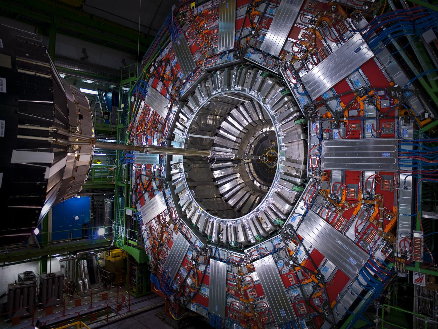 The CMS detector at the Large Hadron Collider takes billions of images of high-energy collisions every second to search for evidence of new particles. Graph neural networks expeditiously decide which of these data to keep for further analysis.