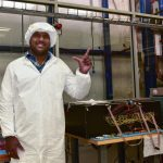 Aug. 16, 2017: Samila Muthumuni came to Fermilab as an LHC Physics Center guest scientist from Texas Tech University. people Photo: Leticia Shaddix