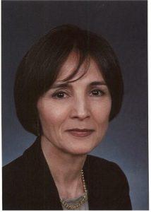 portrait of Marta Cehelsky