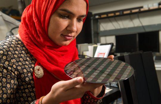 Fahim AI on-chip data processing work